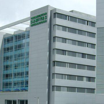 Hospitales y Clínicas<br /> Colegios<br /> Universidades