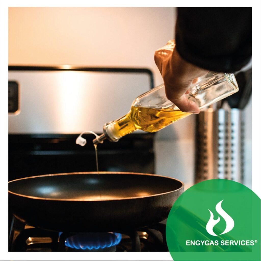 Gas para cocina